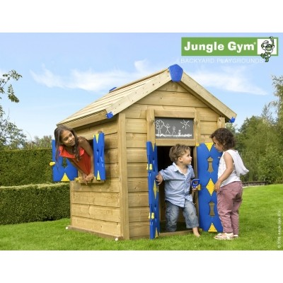 Foto van Jungle Gym Playhouse