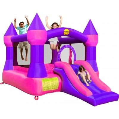 Foto van Happy Hop Castle Bouncer with Slide P