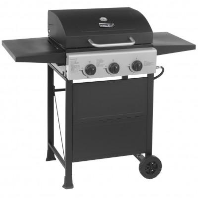 Foto van Master Cook 3 Brander Gasbarbecue en Grill