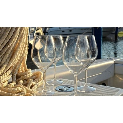 Foto van HappyGlass GG702 Wine Glass Clubhouse 51 cl (set van 2)