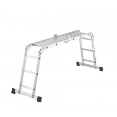 Foto van Hailo Aluminium universeel ladder (7412-031)