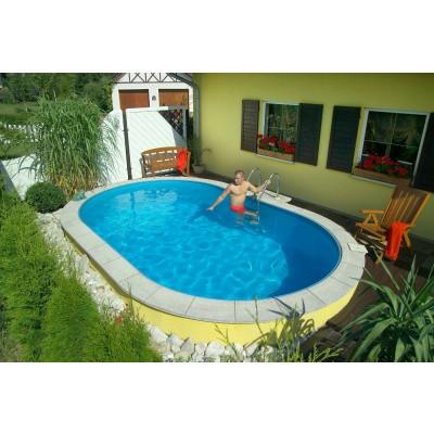 Foto van Trendpool Tahiti 800 x 400 x 120 cm, liner 0,8 mm (starter)