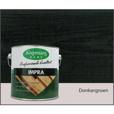 Foto van Koopmans Impra, Donkergroen, 2,5L