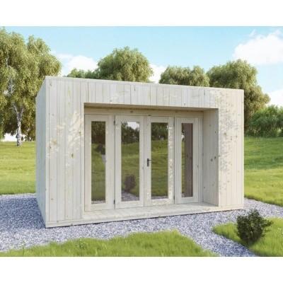 Hauptbild von SmartShed Gartenhaus Nicho 423x396 cm
