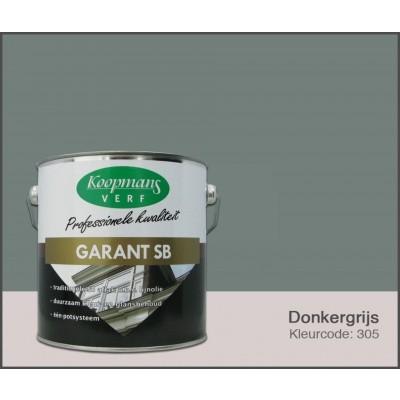 Hoofdafbeelding van Koopmans Garant SB, Donkergrijs 305, 2,5L