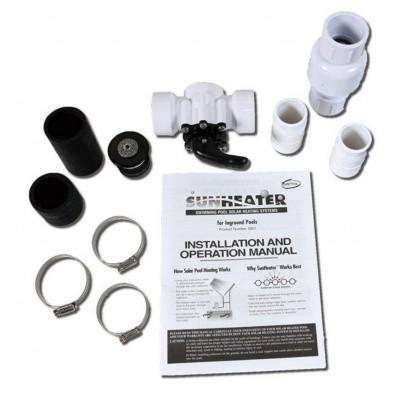 Hoofdafbeelding van Smartpool SunHeater Solar systeem-kit