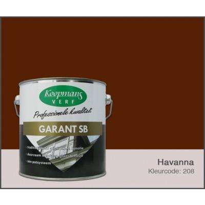 Hoofdafbeelding van Koopmans Garant SB, Havanna 208, 2,5L