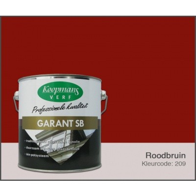 Hauptbild von Koopmans Garant SB, Rubinrot 253, 2,5L