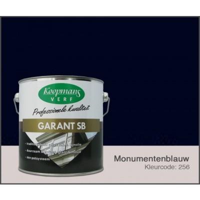 Hoofdafbeelding van Koopmans Garant SB, Monumentenblauw 256, 2,5L