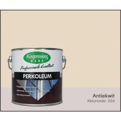 Hoofdafbeelding van Koopmans Perkoleum, Antiekwit 234, 2,5L hoogglans