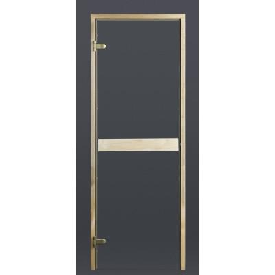 Hoofdafbeelding van Ilogreen Saunadeur Classic (Elzen) 89x199 cm, helderglas