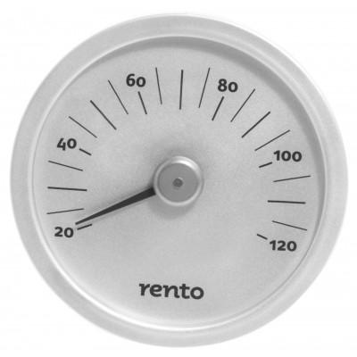 Foto van Rento Thermometer Zilver