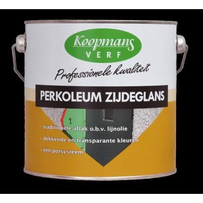 Hoofdafbeelding van Koopmans Perkoleum, Antiekbruin 240, 2,5L Zijdeglans (O)