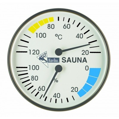 Foto van Karibu Klimaatmeter Classic (46711)