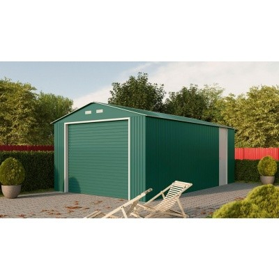 Hauptbild von Duramax Garage 12x20 B, grün