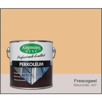 Hoofdafbeelding van Koopmans Perkoleum, Frescogeel 447, 2,5L hoogglans (O)