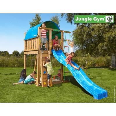 Foto van Jungle Gym Villa met Glijbaan
