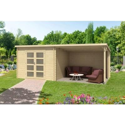 Hoofdafbeelding van Outdoor Life Products Kelly 590x251 cm (IV-D-2)