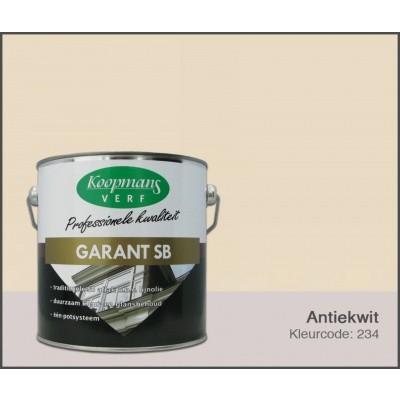 Hoofdafbeelding van Koopmans Garant SB, Antiekwit 234, 2,5L