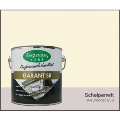Hoofdafbeelding van Koopmans Garant SB, Schelpenwit 258, 2,5L