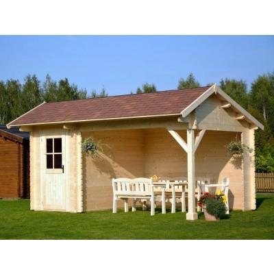 Gartenhaus Mit Lounge gartenhaus mit lounge kaufen