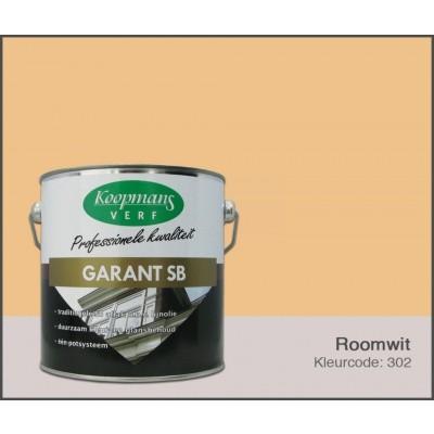 Hoofdafbeelding van Koopmans Garant SB, Roomwit 302, 2,5L
