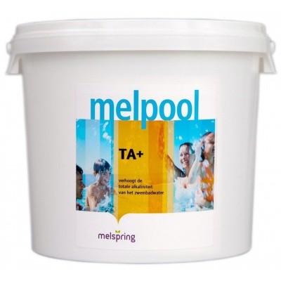 Hoofdafbeelding van Melpool TA plus alkaliteit poeder - 5 kg