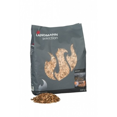 Foto van Landmann Selection rookchips whiskey/eiken (16302)