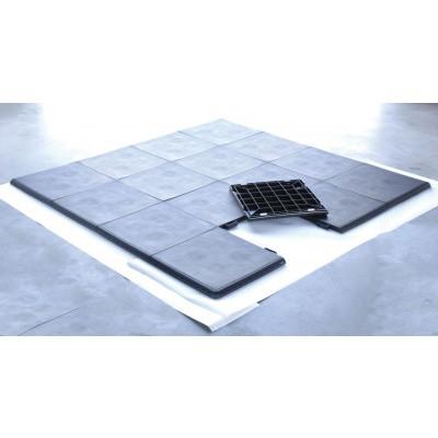 Foto van Leisure Concepts SmartDeck 240 x 240 cm incl. TrimKit