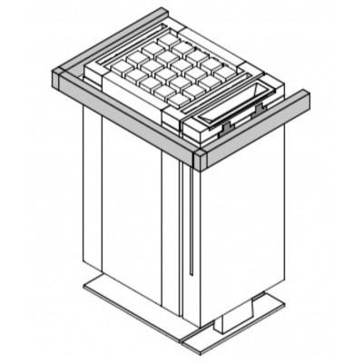 Hoofdafbeelding van EOS Mythos S35 ovenbeschermrand (94.5653)