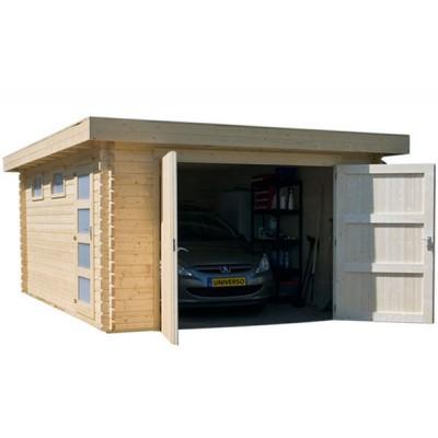 Hoofdafbeelding van Azalp Garage Thijs 470x570 cm, 60 mm Modern