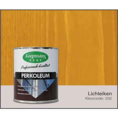 Hoofdafbeelding van Koopmans Perkoleum, Lichteiken 232, 0,75L Hoogglans (O)