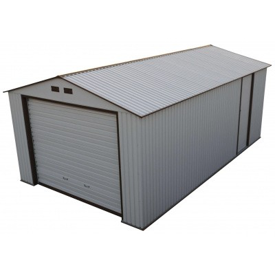 Hoofdafbeelding van Duramax Garage 12x20, White