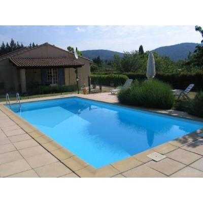 Foto van Trendpool Polystyreen liner zwembad 800 x 400 x 150 cm