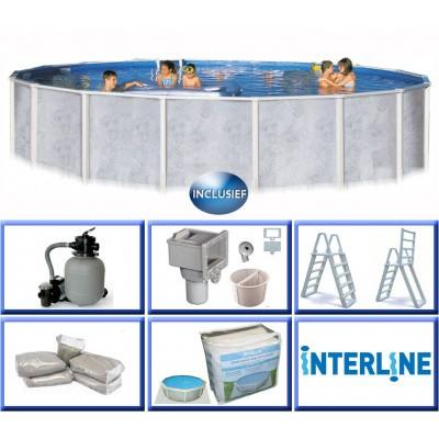 Hoofdafbeelding van Interline Diana 550 x 132 cm inclusief pakket