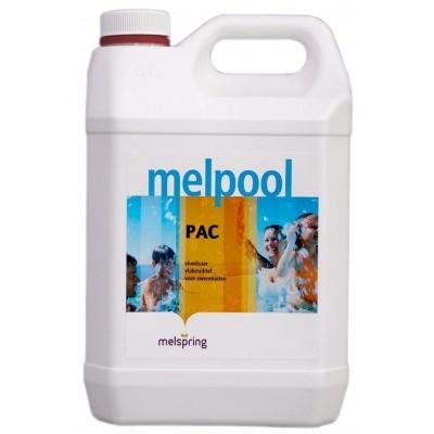 Abbildung von Melpool PAC Flüssiges Flockungsmittel 5 Liter