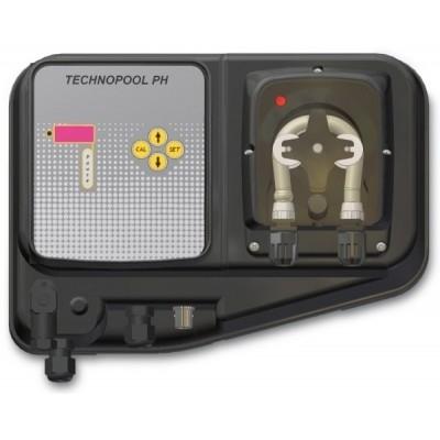 Foto van Aqua Technopool pH 1,4 ltr/h digitale doseerunit
