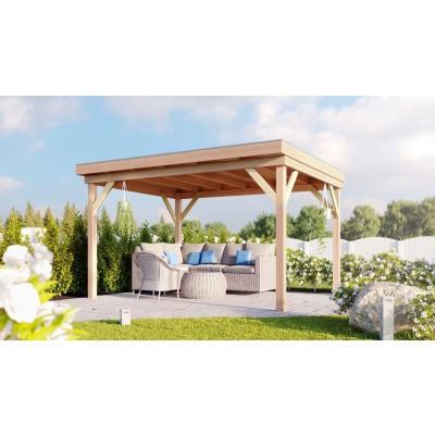 Hauptbild von WoodAcademy Douglasie Gartenlaube Duke 300x400 cm