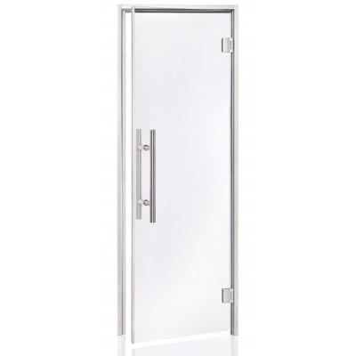 Foto van Hot Orange Stoombad deur Au Lux 80x210 cm, blank