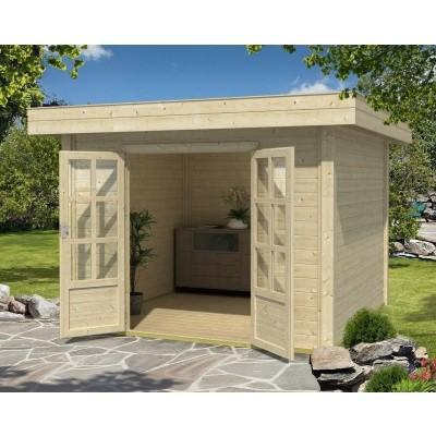 Hauptbild von Outdoor Life Products Living 3030 Gartenhaus, imprägniert