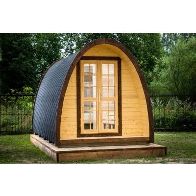 Hoofdafbeelding van Interflex Camping Pod 4,8m