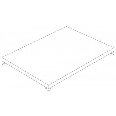 Hoofdafbeelding van Harvia Beschermplaat voor houtkachel Deluxe (WX018)