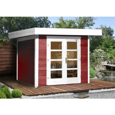 Hoofdafbeelding van Weka Designhuis 126 Gr.1, 295x210 cm Zweeds rood