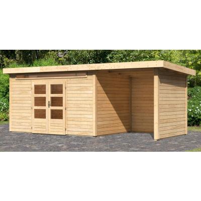 Hoofdafbeelding van Woodfeeling Kandern 7 met veranda 240 cm (83002)