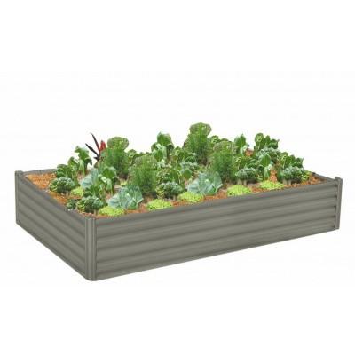 Foto van Absco Organic Garden Zaaibak 90x180x21