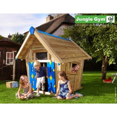 Foto van Jungle Gym Crazy Playhouse