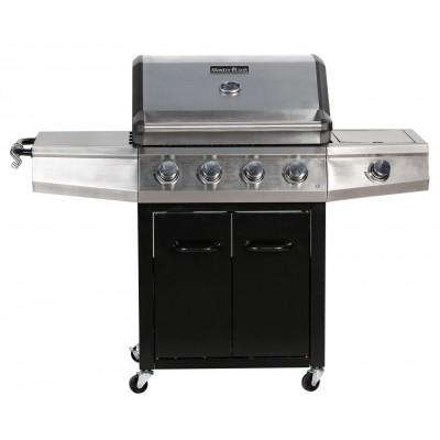 Foto van Master Cook 4+1 Brander Gasbarbecue en Grill