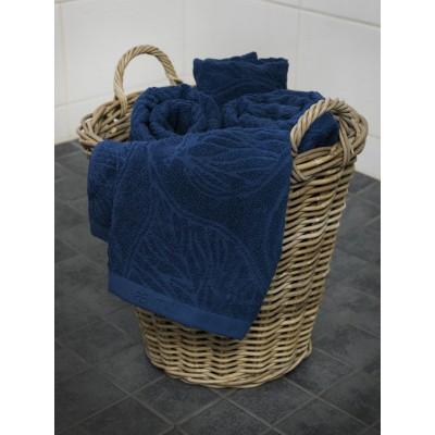 Hoofdafbeelding van Pentik Handdoek 100x170 cm blauw