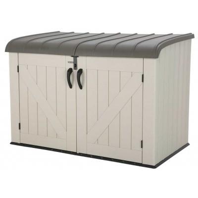 Foto van Lifetime Container- of Fietsberging (60170)