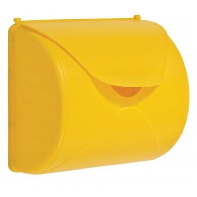 Foto von AXI Briefkasten gelb